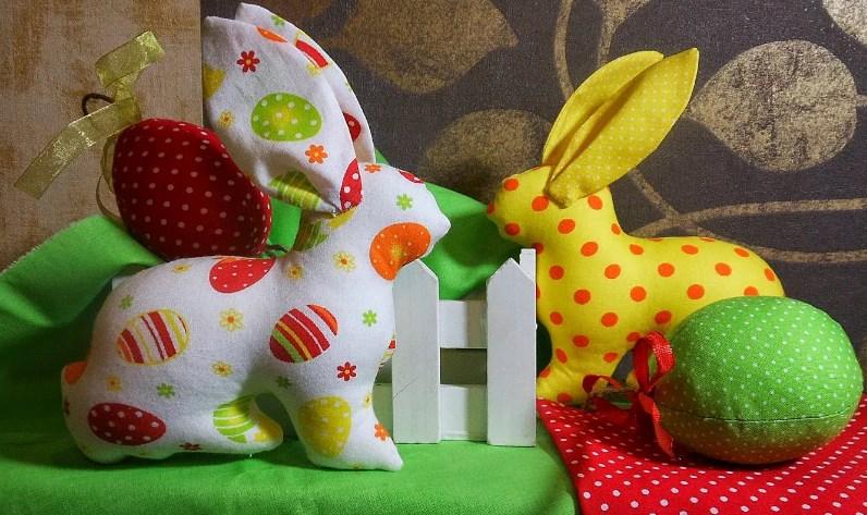 glavnay-6 Пасхальный кролик своими руками: 20 мастер-классов и идей