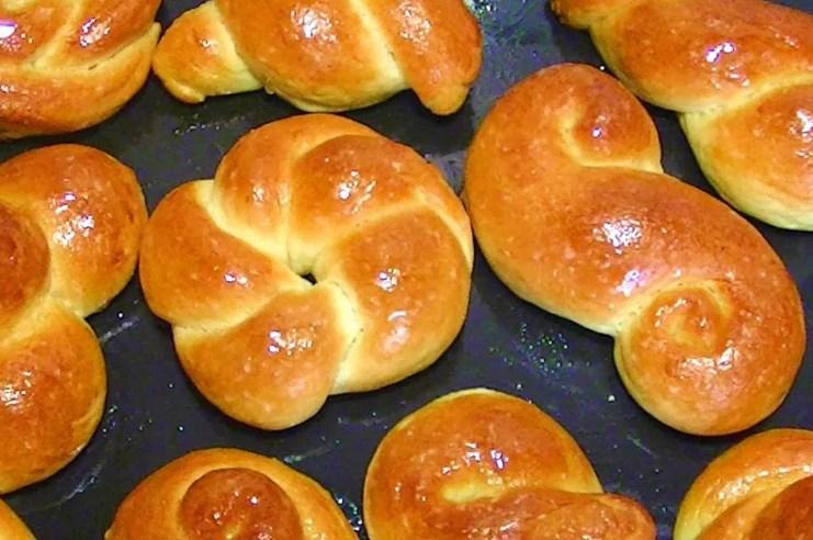 Домашние булочки - пошаговый рецепт с фото: как приготовить 93