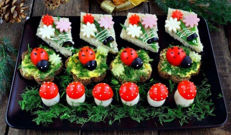 Закуски на праздничный стол - простые и вкусные рецепты недорогих ... | 468x800
