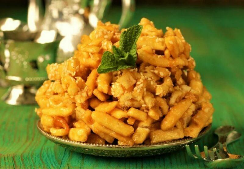 Чак-чак в домашних условиях — как приготовить чак-чак с медом по-татарски
