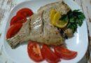 Камбала запеченная в фольге целиком — рецепт приготовления в духовке