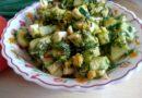 Салат из редиски с яйцом, огурцом и зеленым луком — простой и вкусный рецепт