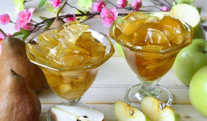 Варенье из груш пятиминутка на зиму простой