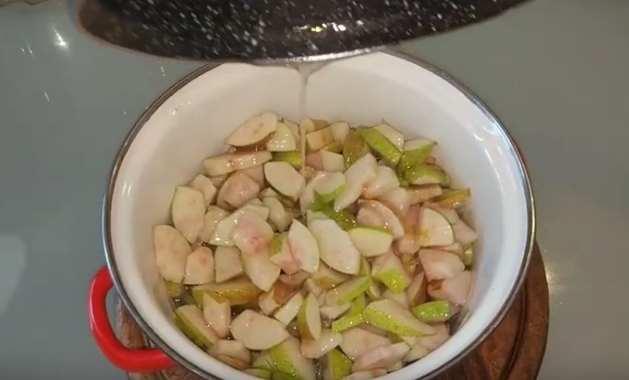 Варенье из груш с лимоном на зиму: простой рецепт, видео