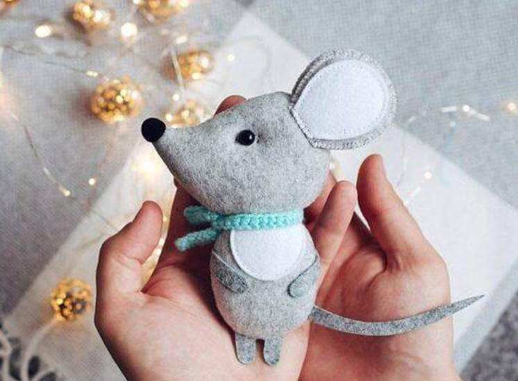 Поделки на Новый год 2020 своими руками — самые интересные идеи с символом года Крысы (мыши)