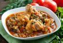 Чахохбили из курицы: 5 классических рецептов
